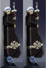 One Piece Trafalgar D. Water Law - Custom Dakimakura Pillow Case