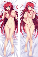 HighSchool DxD - Rias Gremory Sexy Girl Body Pillow