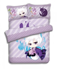 Kamisama Kiss Tomoe - 4pcs Anime Bedding Sets Bed Sheet