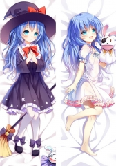 Date A Live Anime Hugging Pillow