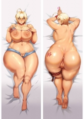 Erina Nakiri - Fat Girl Body Pillow