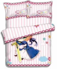 Fate Stay Night - Saber Anime Bedding Sets 4pcs