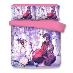 Demon Slayer - Shinobu Kochou & Giyuu Tomioka Bedding Set