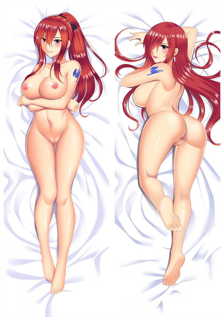 Scarlet naked erza 75+ Hot