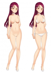 Love Live! Riko Sakurauchi - Full Body Pillow Cover
