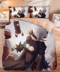Nier: Automata - 2B Anime Bedding Set