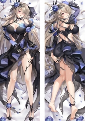 Fallen Rosemary - Body Pillow with Custom Case