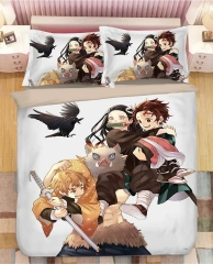 Demon Slayer:Kimetsu no Yaiba - Anime Bedding Set